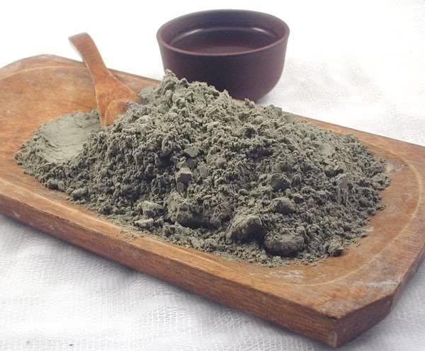 Сухая глина, готовая к применению