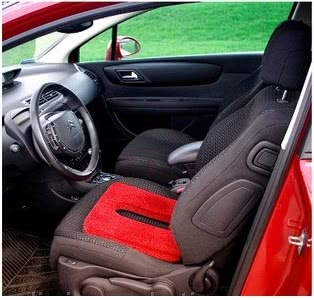 Подушка на водительском кресле