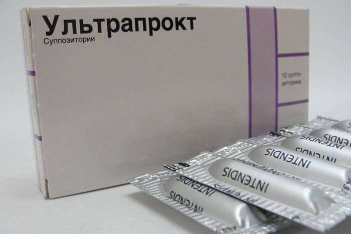 Мазь Ультрапрокт инструкция по применению отзывы лечение от геморроя