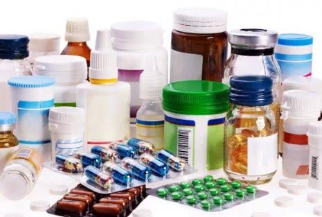 Лекарственные препараты различной формы выпуска