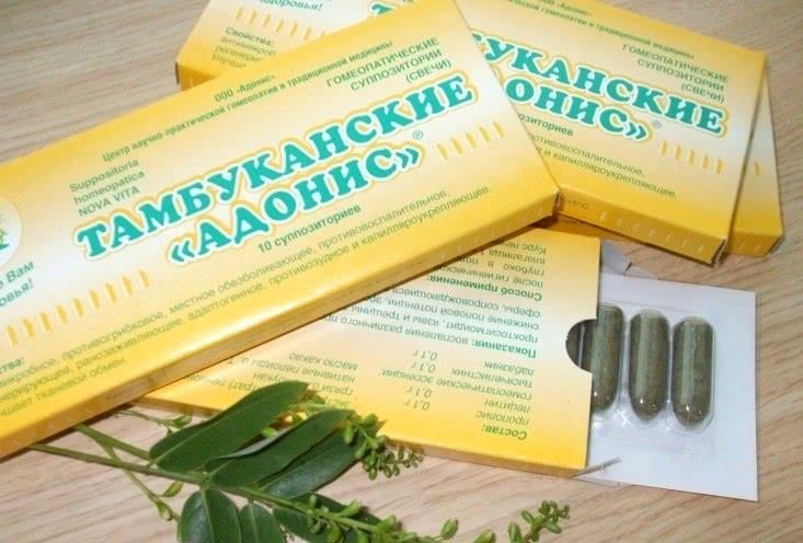 Гомеопатические свечи