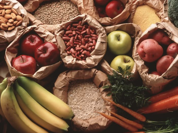 Овощи, фрукты, крупы