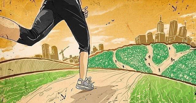 Занятия спортом - первый шаг к избавлению от геморроя!