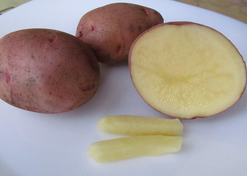 Свечи из картофеля