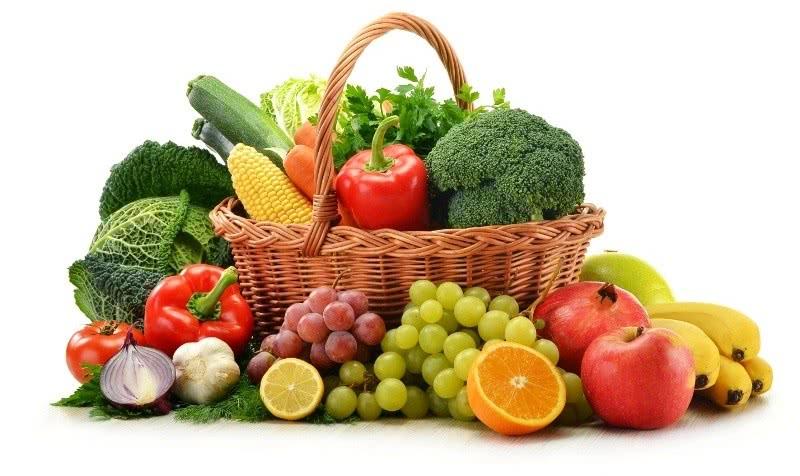 Фрукты, овощи и злаки – лучшие источники клетчатки
