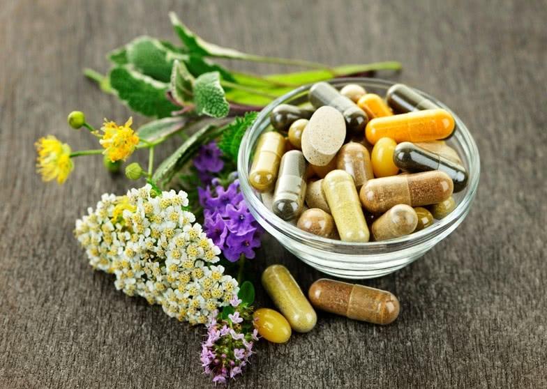 Препараты на основе растений и травы
