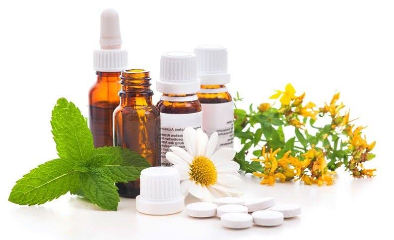 Травы, настойки, масла, таблетки