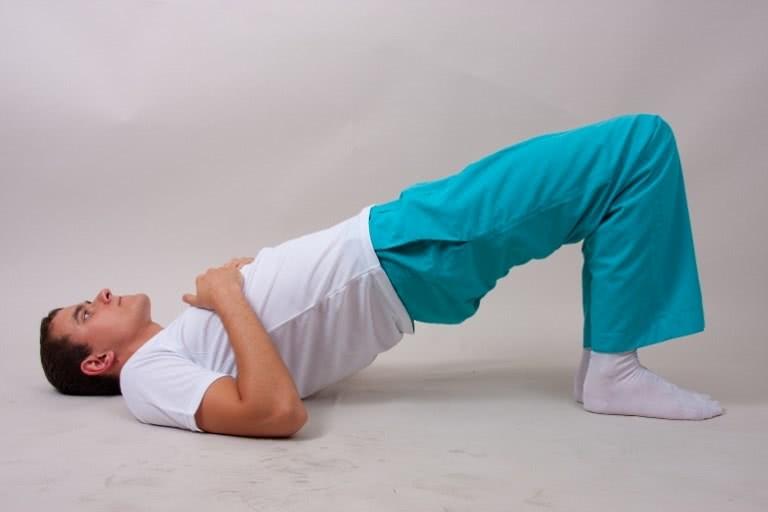 Упражнения для мышц ануса и тазового дна