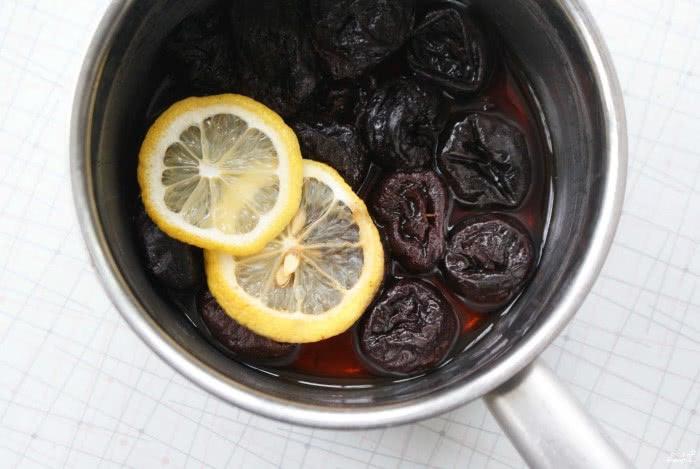 Напиток из чернослива
