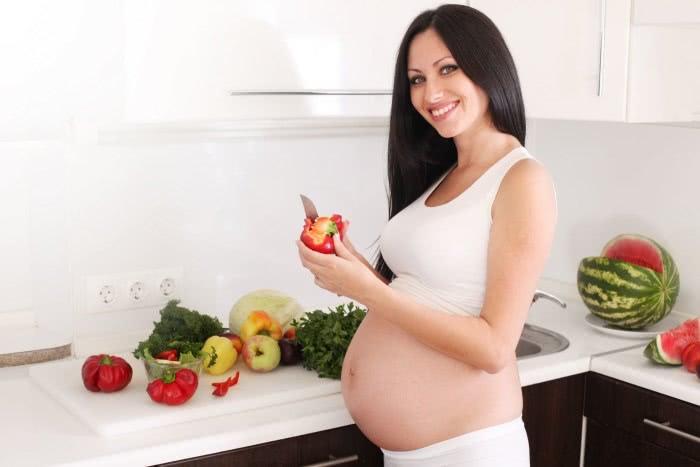 Питание беременной женщины для профилактики диареи