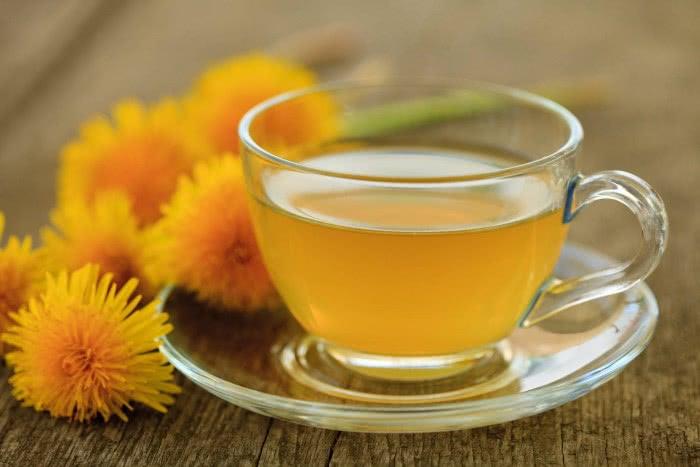 Чай из одуванчика