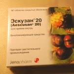 Чем полезен Эскузан при геморрое и что выбрать – капли или таблетки?